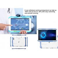 Buy cheap 2G RAM/16G ROM Industrial Android Tablet Handheld Printer Barcode Scanner For Warehouse Inve from wholesalers