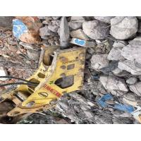 Buy cheap Low price used excavator hydraulic hammer /used jack hammer/used hydraulic breaker for sale Model: 7XB 10XB 12XB from wholesalers