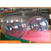 Wholesale 100% Air Sealed Inflatable Water Walking Ball / Inflatable Water Roller from china suppliers