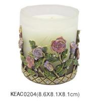 Wholesale Glass Candle Holders from china suppliers