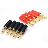 Buy cheap 4mm Gold plated Banana Plugs Connector from wholesalers