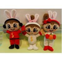 Plush Promotional Doll Toy For Chinese New Year 2011 Manufactures