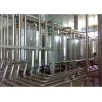 Buy cheap Automatic Cola  Soda Water Carbonated Drink Production Line 1000-10000l/h from wholesalers