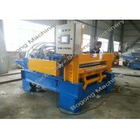 Buy cheap Automatic Metal Sheet Straightening Machine , Steel Cut To Length Machine from wholesalers