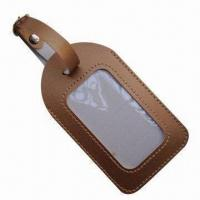 Buy cheap Leather Luggage Strap, Secure Luggage During the Entire Journey, Available in Various Colors from wholesalers