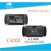 Buy cheap SANEMAX C4305 4.3 inch mini tablet fashion android portable 64 bit game console from wholesalers