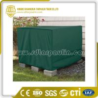 Buy cheap High Waterproof Pallet Cover Polyester Tarps from wholesalers