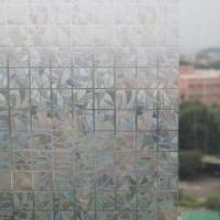 Buy cheap Decorative Window Film with Self-adhesive Window and Abstract Pattern from wholesalers