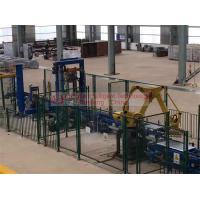 Buy cheap Aluminum ingot Automatic Stacking Machine 650mm Pallet Conveyor Belt Height product