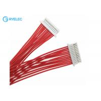 Buy cheap 12pin 1.0mm Pitch JST SHR-12V-S-B To SHLP-12V-S-B 28AWG Wire Harness from wholesalers