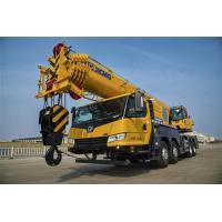 Buy cheap 55 Ton Boom Truck Crane , XCT55L6 XCMG 6 - Section Boom Hydraulic Crane from wholesalers