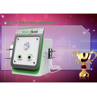 Buy cheap Skin Whitening Blackhead Removal Diamond Microdermabrasion Machine / Water Facial Machine from wholesalers