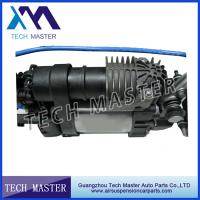 China Auto Air Suspension Compressor for VW Touareg II Air Ride Pump 7P0698007D 7P0616006F on sale