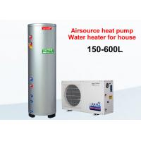 Wholesale Intelligent Controller All In One Heat Pump Water Heater Low Noise Fan from china suppliers