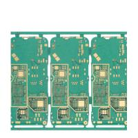 Buy cheap Impedance Control Electronic PCB Board 4 Layer Quick Turn Peelable Mask 1.6mm FR4 from wholesalers