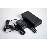 Wholesale 10W UHF VHF Jammer RC 315 433 868MHZ Remote Control Blocker Up To 100 Meters from china suppliers