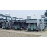 Buy cheap Easy operation PSA nitrogen plant Generator Carrier Gas High purity low pressure from wholesalers