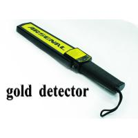 Buy cheap Stock Handheld Metal Detector High Sensitivity For Paper Clip  Detection from wholesalers