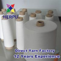 Buy cheap Ring Spun 40S 30S/1 NE50 Polyester Yarn Manufacturer in China from wholesalers