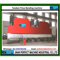Wholesale Tandem 6m+6m Press Bending machine from china suppliers