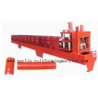 Buy cheap Color Steel Roof Tiles and Ridge Cap Roll Forming Machine For Theatre / Garden Roofing in the Building Fields from wholesalers