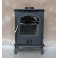 Buy cheap Artificial indoor wood cast iron fireplace from wholesalers