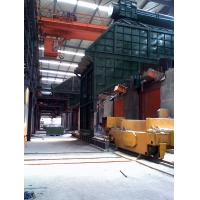 Industrial Scrap Metal Melting Induction Furnace , 3T / 500HZ Manufactures
