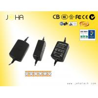 Buy cheap desktop power 12V 1A adapter with AC cord,for LED strip,CCTV camera etc. from wholesalers
