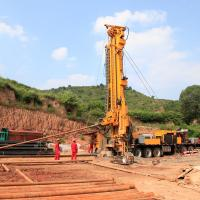 Buy cheap Truck-mounted Coal Bed Methane Drilling Rig , Water Well Drilling Equipment from wholesalers