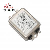 Buy cheap 2 Phase EMI EMC Filter , 220A Low Pass AC Line Filter For Generator from wholesalers