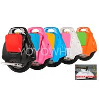 Buy cheap foldable Stand Up Gyroscopic Electric Unicycle , solo wheel Electric Unicycle from wholesalers