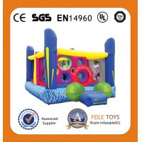 Buy cheap 2014 high quality commercial grade inflatable bouncers for rent from wholesalers