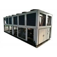 China Energy Save Water Chiller Two Compressor Circuits 100 Ton Air Cooled Chiller For Biodiesel Processing on sale