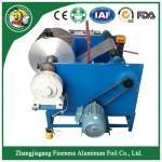 Buy cheap Alibaba china hot sell aluminium foil rewinding cutting paper  machine from wholesalers