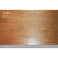 Buy cheap A hand scraped Engineered wood Multilayer Flooring FOR School from wholesalers