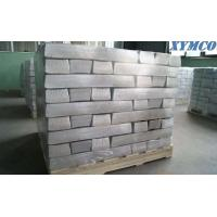 Buy cheap Aviation parts components EQ21, EZ33, EV31 Magnesium alloy ingot Excellent Strength Stiffness Per Unit Weight from wholesalers