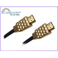Buy cheap 300V DC 10Ft audio return channel 1080P HDMI Cables for LCD display from wholesalers