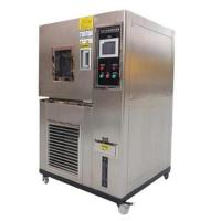 Buy cheap IEC 60068 Test Equipment Programmable Temperature And Humidity Chamber from wholesalers