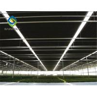 Buy cheap Auto Blackout Light Deprivation Galvanized Steel Greenhouse Easy To Assemble from wholesalers