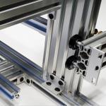 Buy cheap Electrophoresis Anodized Aluminum Profiles Industry Aluminium Silver Black from wholesalers