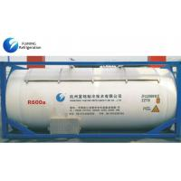 Buy cheap 1969 UN HC Freon Refrigerant R600a Refrigeration With Bulk ISO Tank from wholesalers