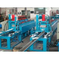 Buy cheap High Speed Light Gauge Steel Framing Machines , Stud And Track Roll Forming Machine from wholesalers