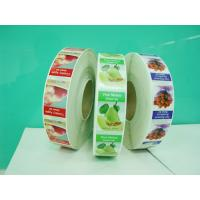 Buy cheap permanent adhesive labels for medical bottle from wholesalers