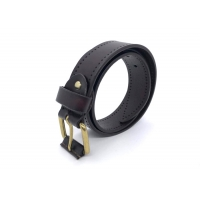 Buy cheap Brown 3.8cm Mens Casual Leather Belt For Pants Suits from wholesalers