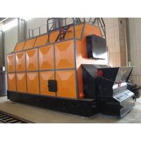 Buy cheap Single Pot Biomass Steam Boiler , Cold Water Wood Chip Boiler For Food Industry from wholesalers