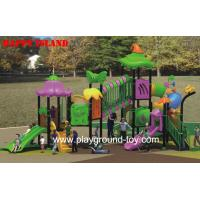 Park Children Outdoor Playground Equipment  For Kids 3-12 years old Manufactures
