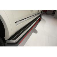 Buy cheap Volkswagen Touareg 2011 Vehicle Running Board , OEM Style Aluminium Alloy Side Step from wholesalers
