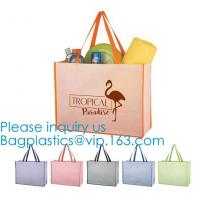 Buy cheap Non Woven Tote Bag,Laminated Non Woven Bag Fashion Non Woven Fabric Shopping Bag Custom Logo Non Woven Bag Big Non Woven from wholesalers