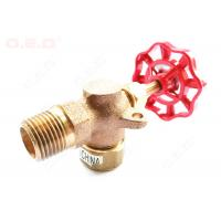 Buy cheap High Performance 3 Inch Brass Gate Valve , Non Rising Stem Gate Valve from wholesalers