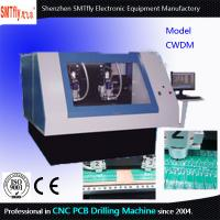 Buy cheap 2 Axis High Accuracy CNC PCB Drilling Machine For PCB Assembly from wholesalers